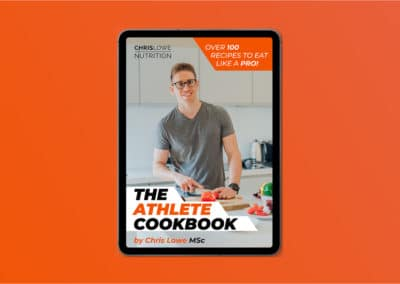 The Athlete Cookbook