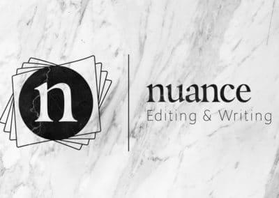 Nuance Logo and Brand