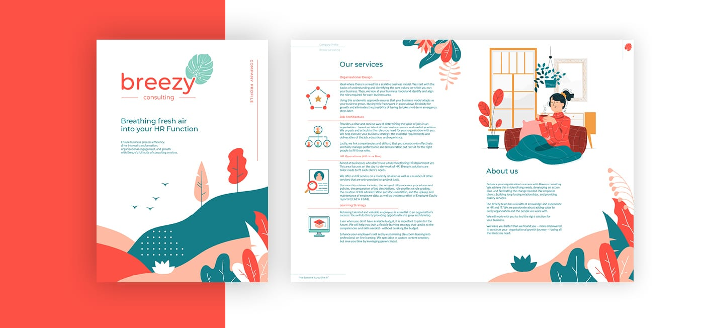 Breezy Consulting Company Brochure